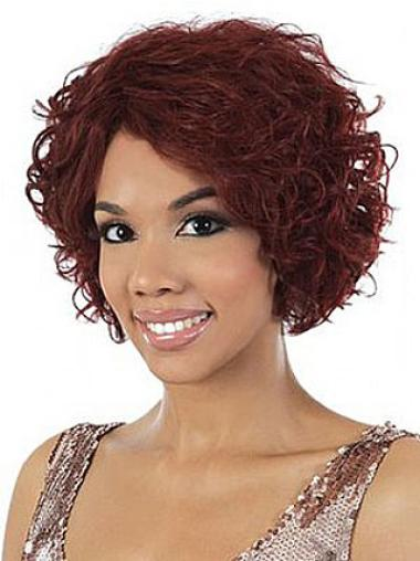 Beautiful Brazilian Remy Hair African American Wigs African