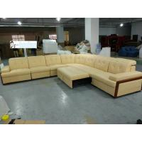 genuine leather sofa and loveseat raymour flanigan clearance sleeper ga1030 modern recliner