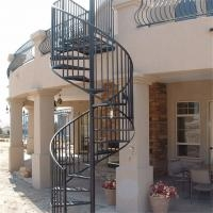 Antique Wrought Iron Stair Circular Metal Spiral Staircase | Metal Spiral Staircase Prices | Treads | Wrought Iron | Stair Case | Steel Spiral | Stair Treads