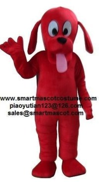 Clifford the Big Red Dog costume of item 39816039