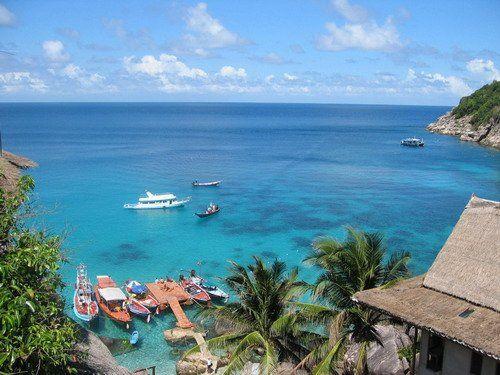 泰國蘇梅島濤島(龜島)-蘇梅島旅遊攻略-Hopetrip旅遊網