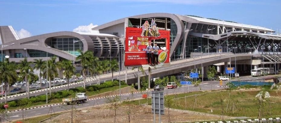 沙巴亞庇機場介紹-沙巴機場大全-Hopetrip旅遊網