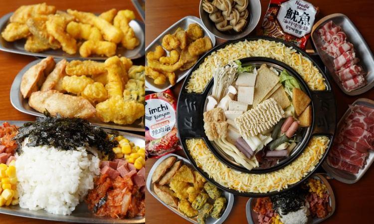 【新竹美食】兩餐韓國年糕火鍋299元起就能吃到飽 深受學生、家庭客的喜愛