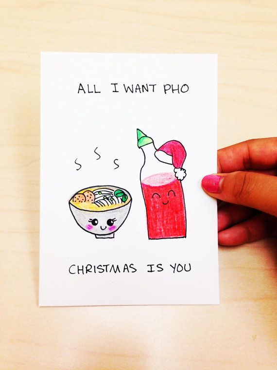 17 Cheeky Holiday Cards For Couples Who Share A Sense Of