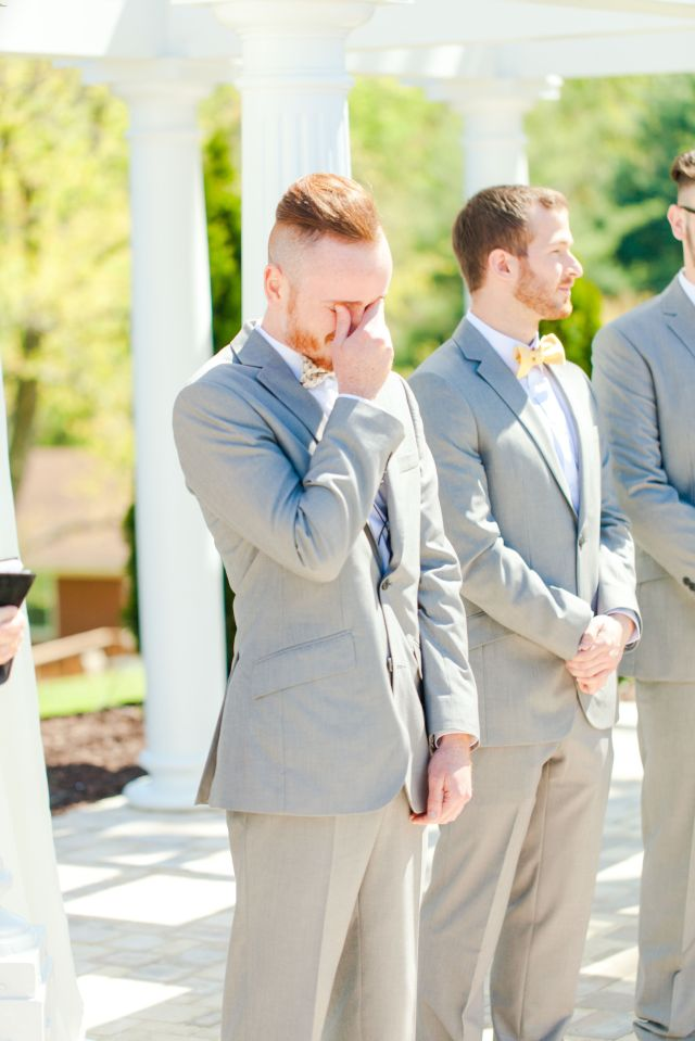 wedding, relationships, tips - 22 Grooms Raw Emotion Captured By Wedding Photographer