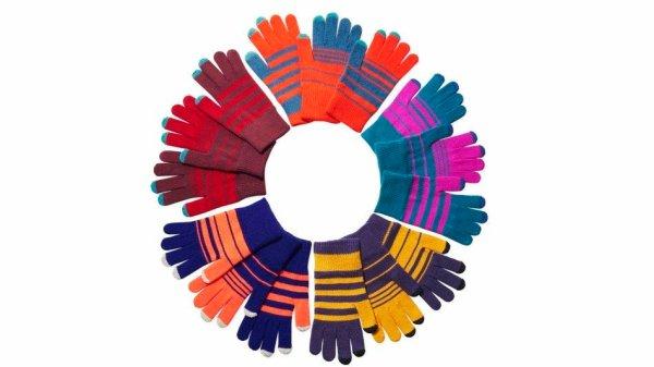 Verloop Knits texting gloves Oprah's Favorite Things for 2016