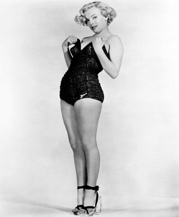 Visual History Of Marilyn Monroe Pin- Icon Huffpost