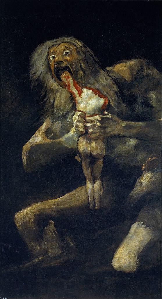 Famous Dark Art Paintings