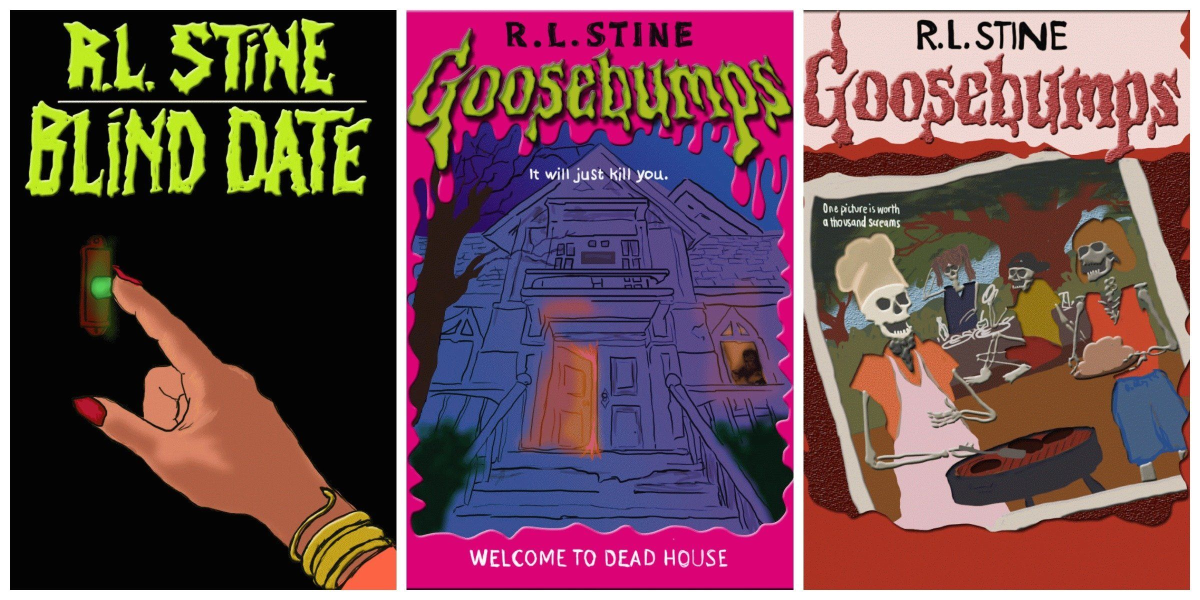 Read This And Die An Interview With RL Stine HuffPost