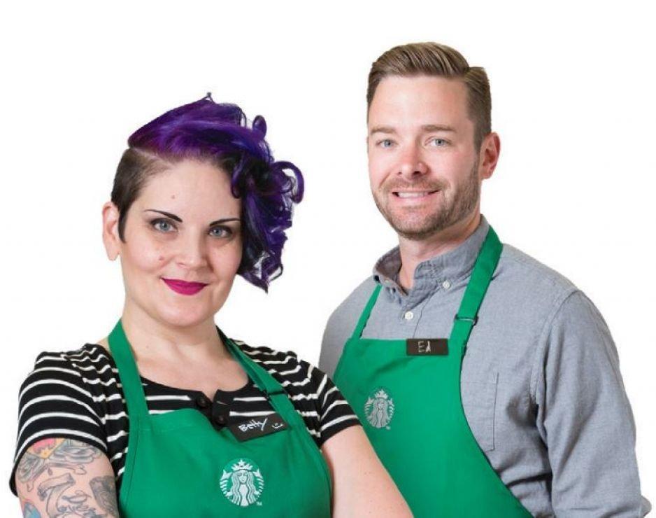 Starbucks' Dress Code Baristas Feel
