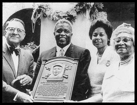 Jackie Robinson S Faith Hero
