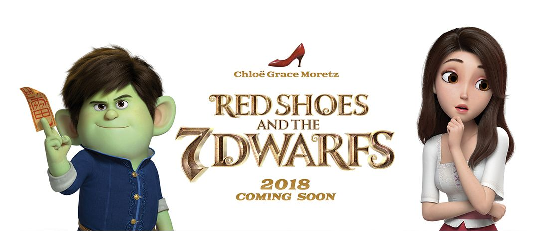 Image result for red shoes and the 7 dwarfs synopsis