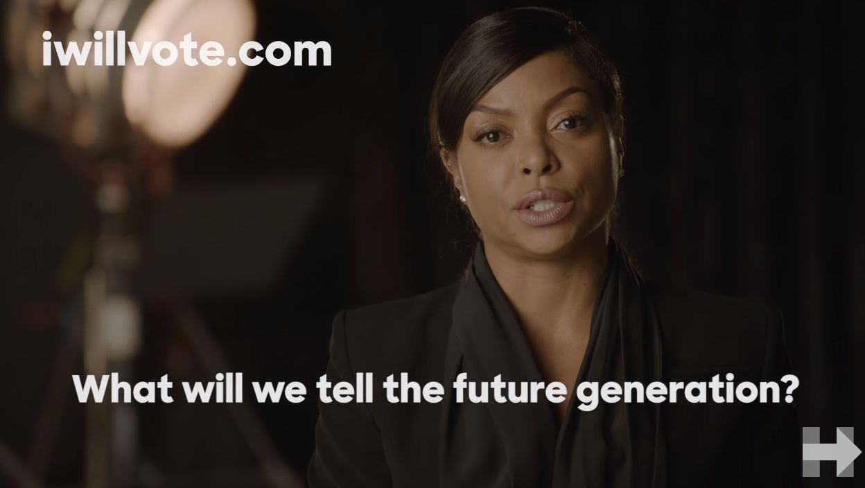 Image result for 'Empire' Cast Reveals What's At Stake For Black Community In New Hillary Clinton Ad