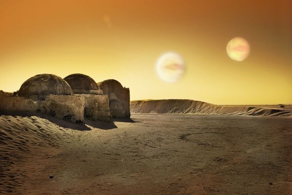 Scientists Named Planet Tatooine '