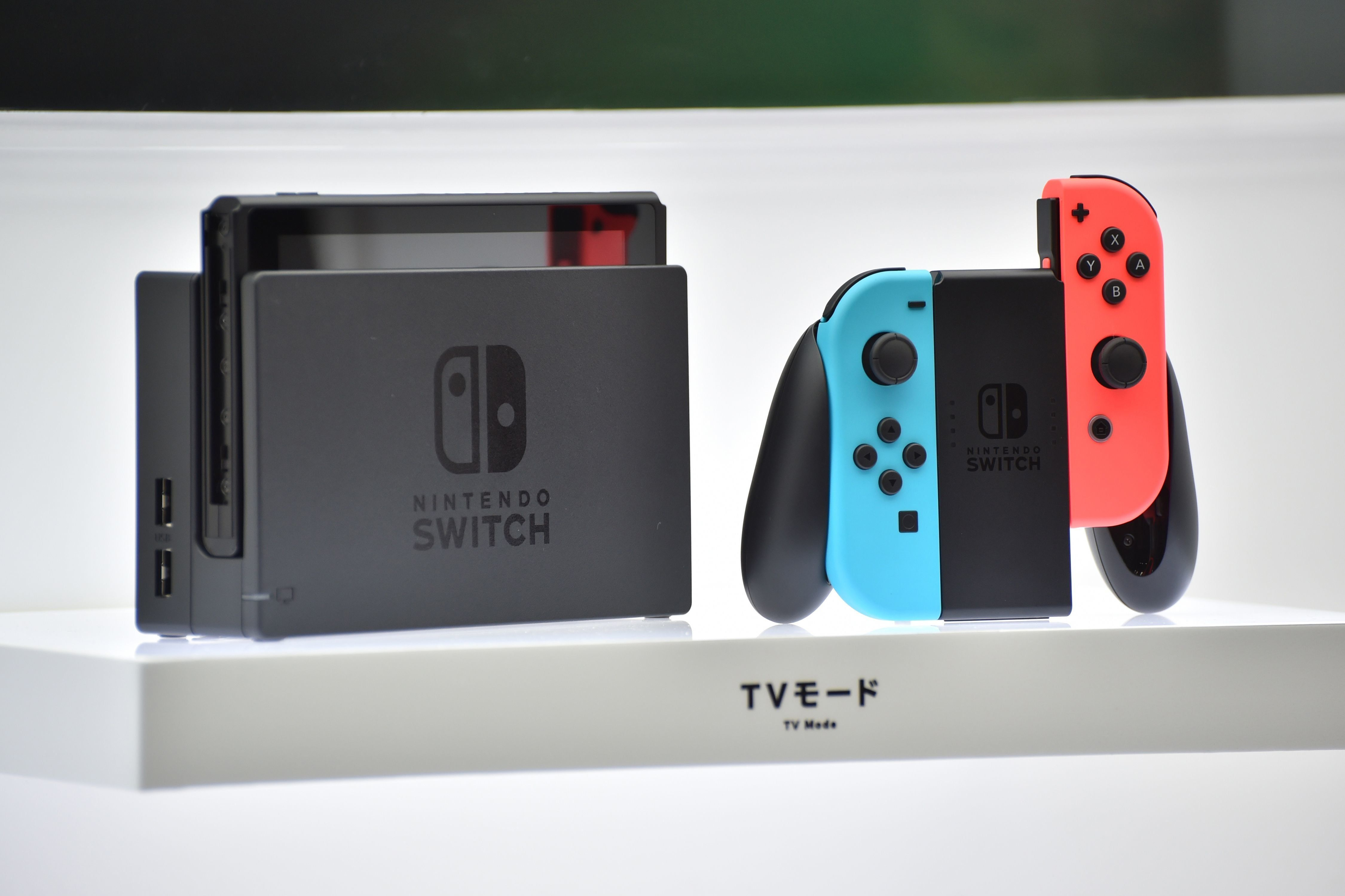 Nintendo Switch Uk Price Release Date Games Pre Order