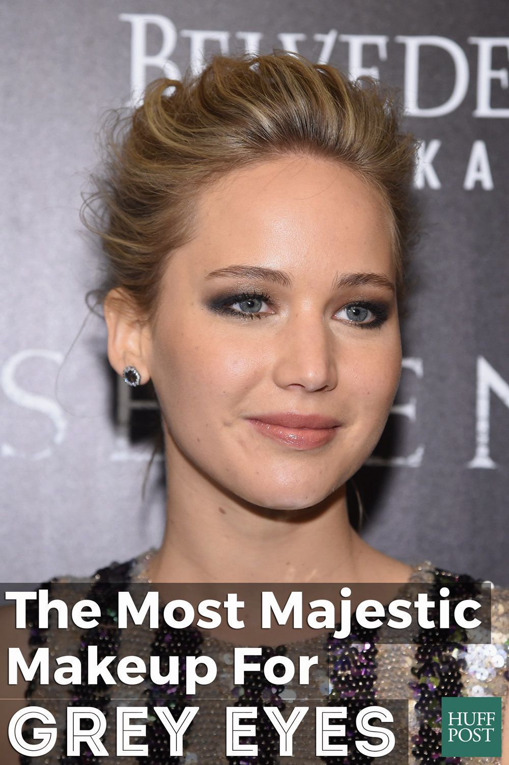 majestic makeup grey