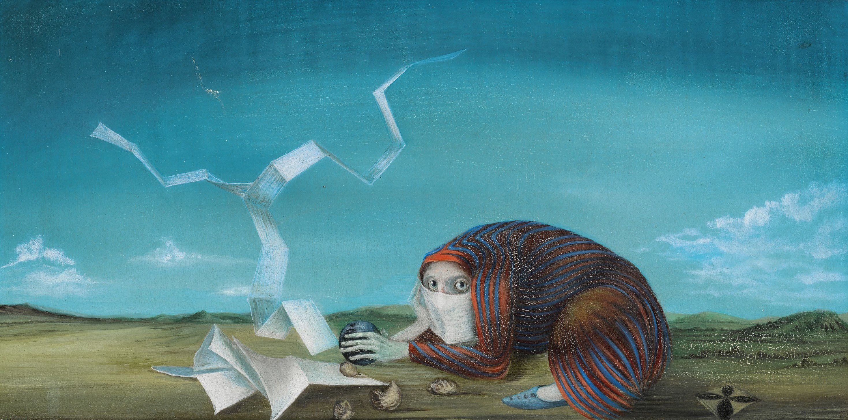 7 Forgotten Women Surrealists Deserve Remembered Huffpost