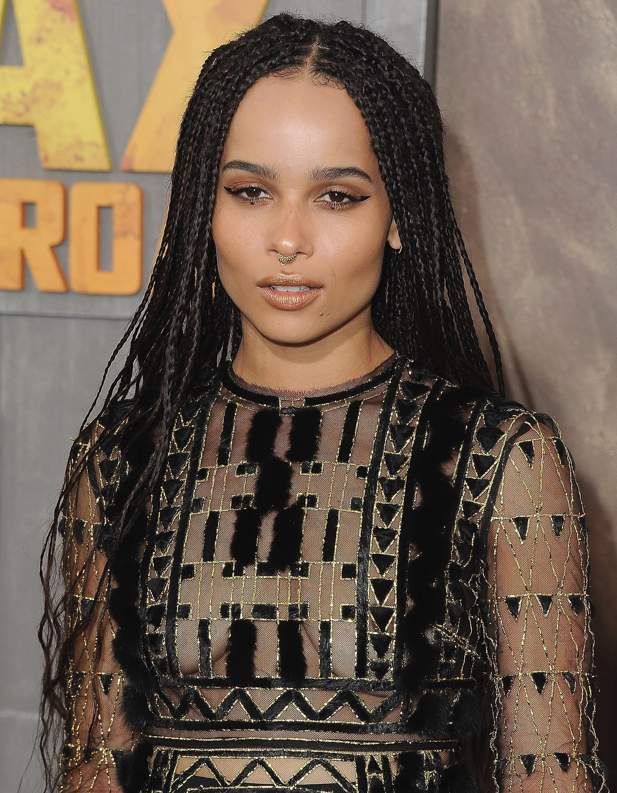 20 Badass Box Braids Hairstyles That You Can Wear YearRound  HuffPost Life
