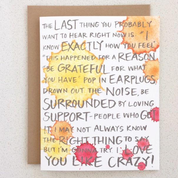 9 Poignant Cards That Find The Words You Cant When