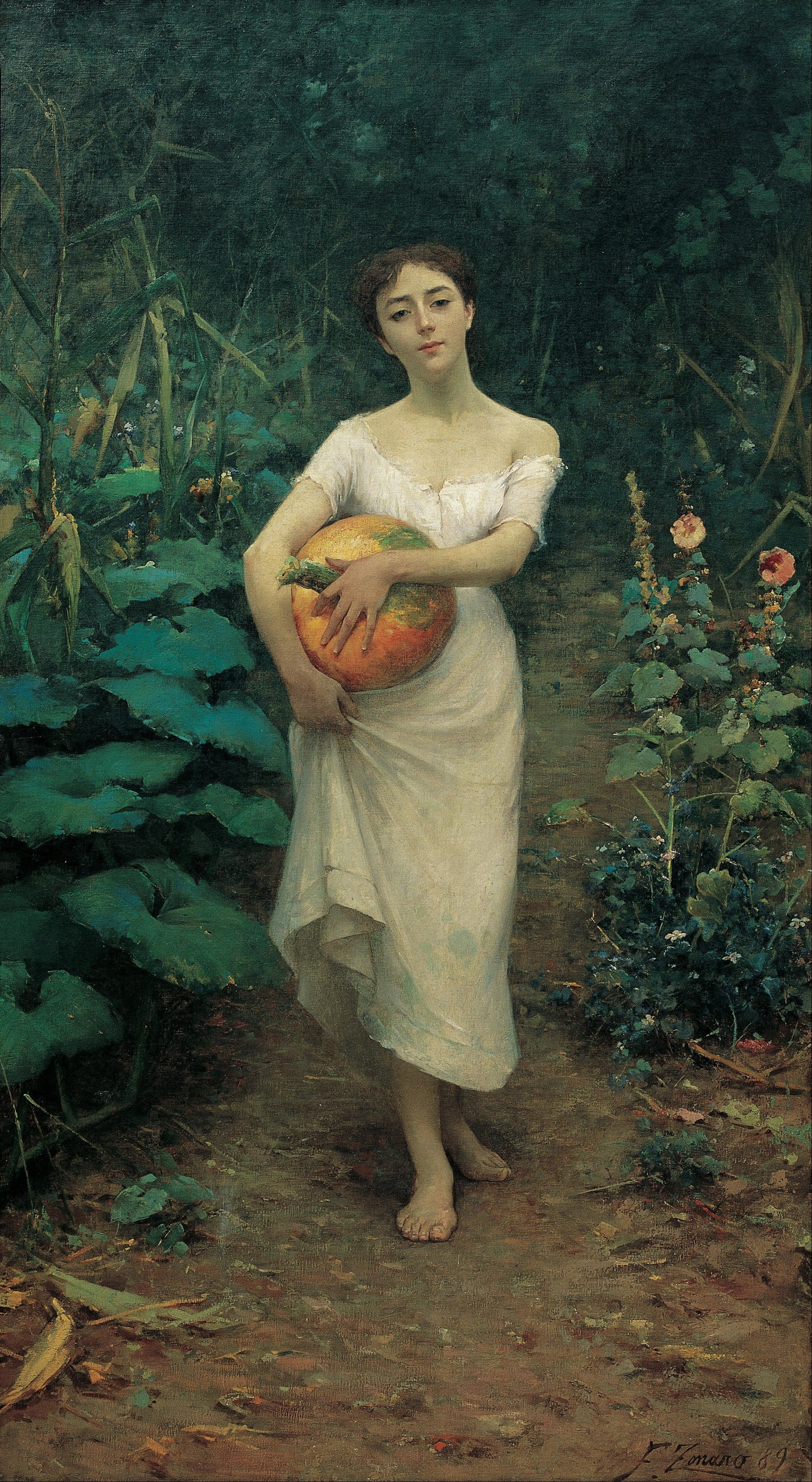 People In Famous Paintings King Excited Fall Huffpost