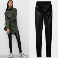 Where To Buy The Best Faux Leather Leggings (And How To ...