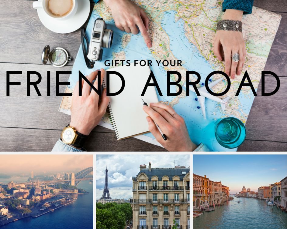 21 Gifts For That Lucky Friend Who Lives Abroad Huffpost