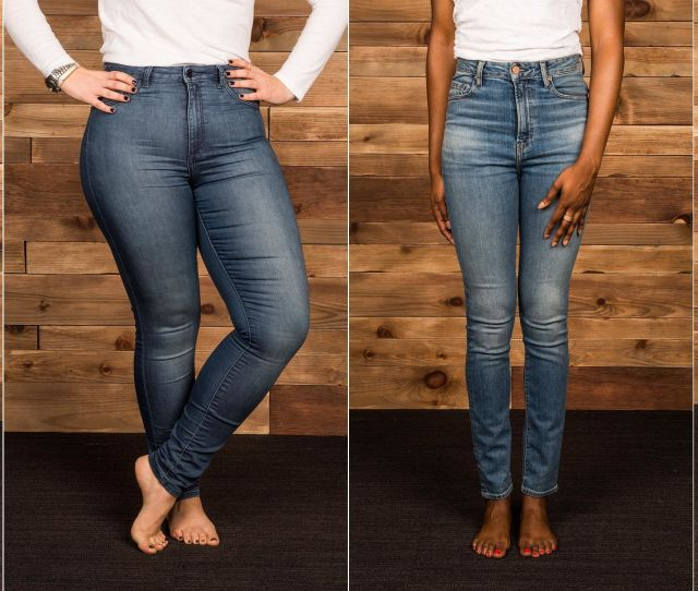 Women Get Refreshingly Real About Finding Jeans That Fit Their Bo S