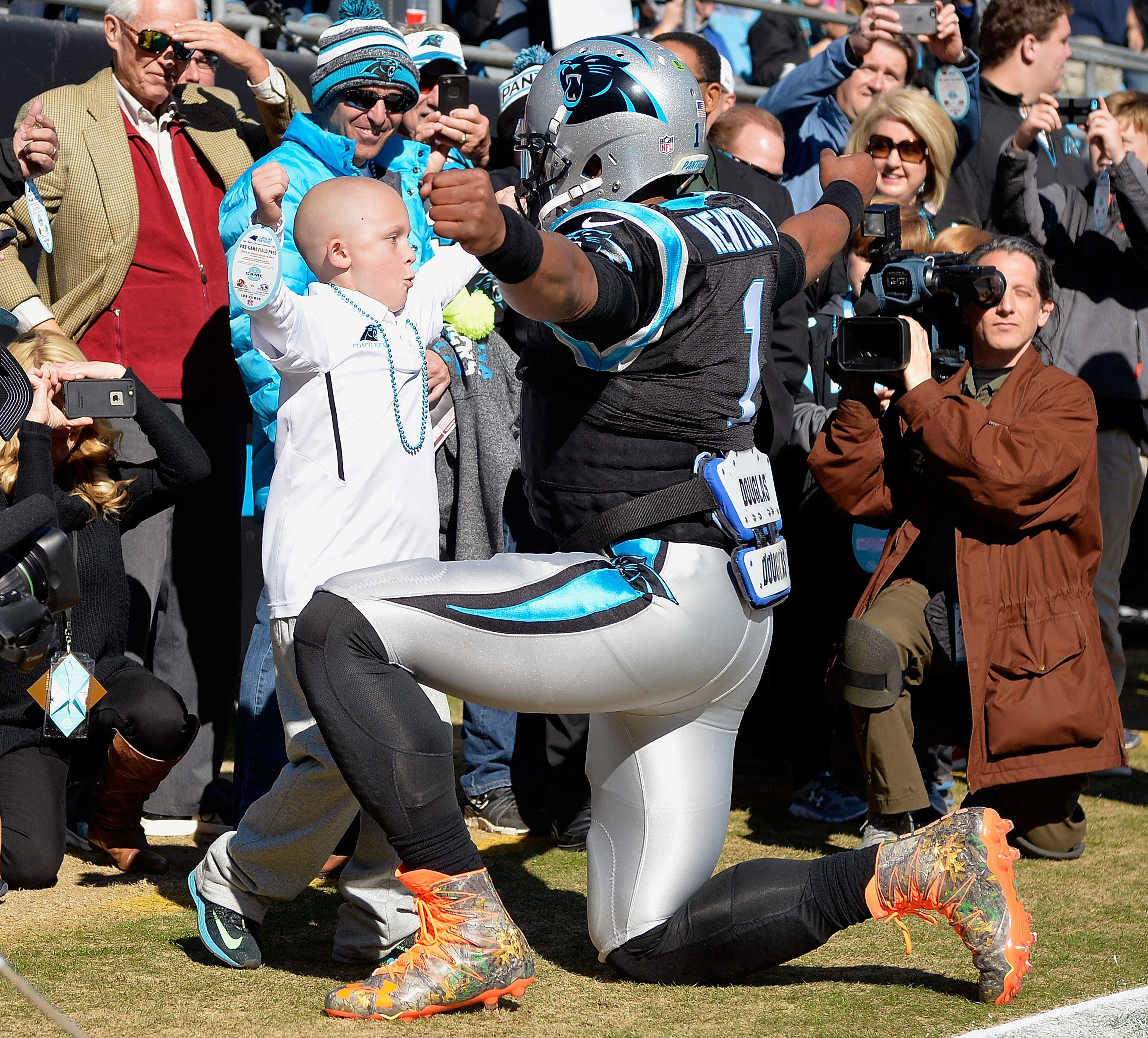Cam Newton Won Over Charlotte And Reenergized City