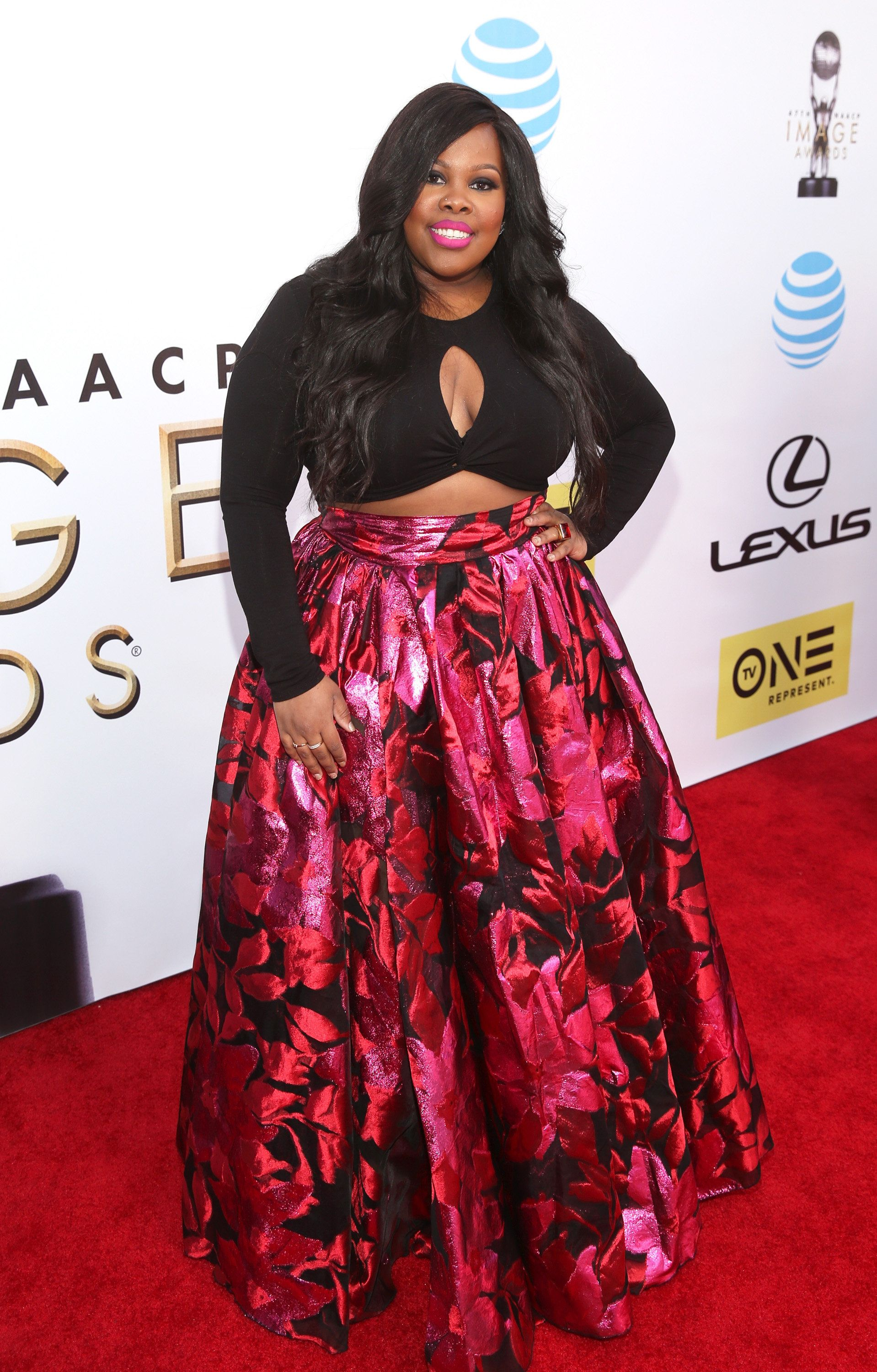 6 Reasons Amber Riley Is A Curvy Style Icon HuffPost