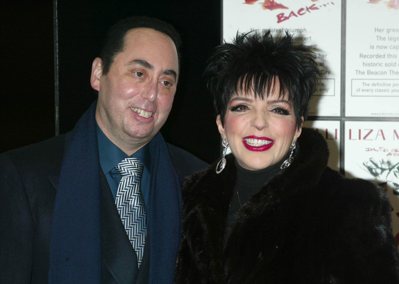 Liza Minnelli Ex Husband - Year of Clean Water