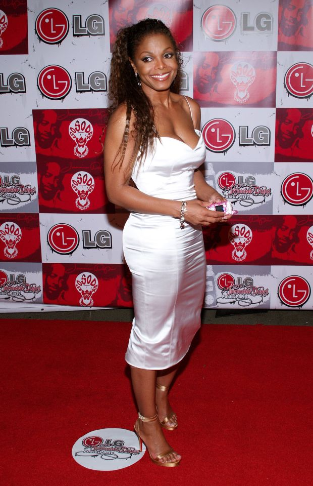 During LG & Jermaine Dupri launch new Fusic in Hollywood.