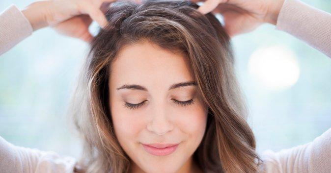 Image result for Scalp massage