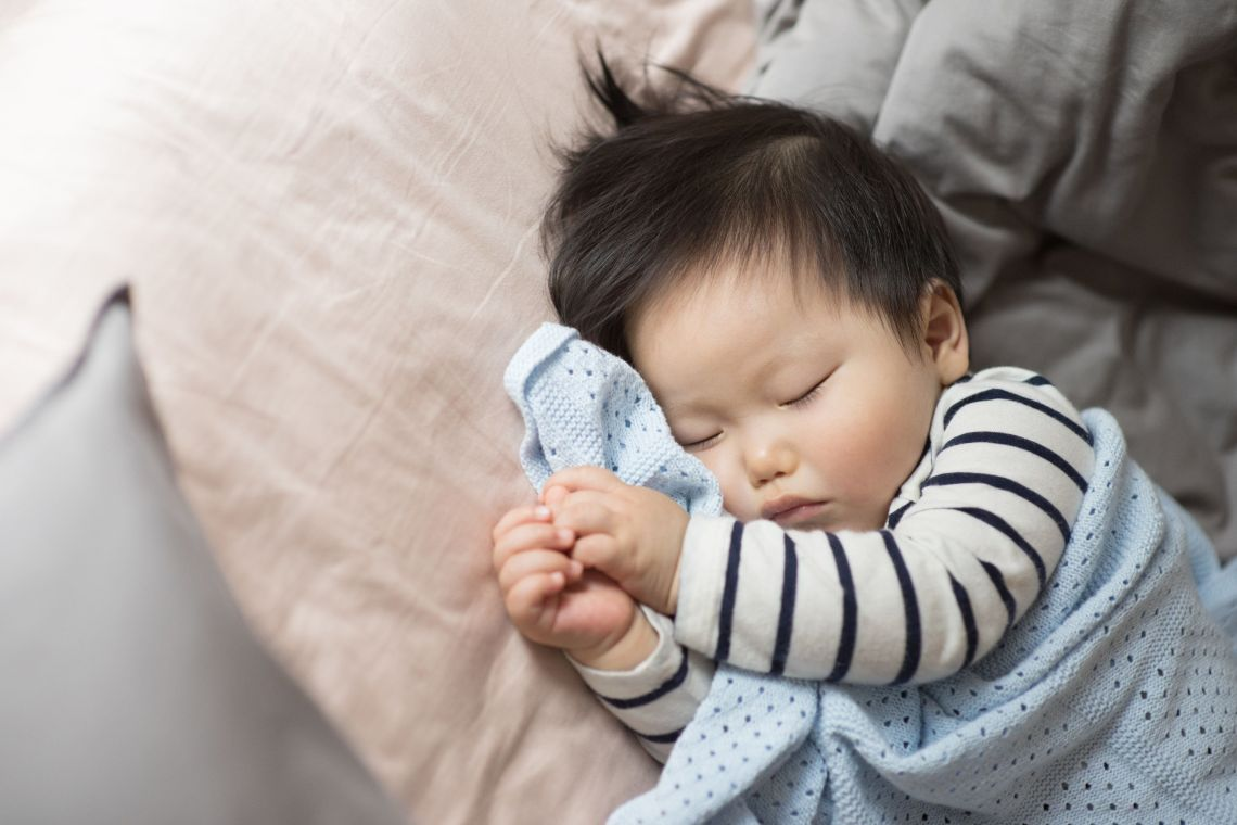 Kids' Sleep Guidelines By Age Released For Parents