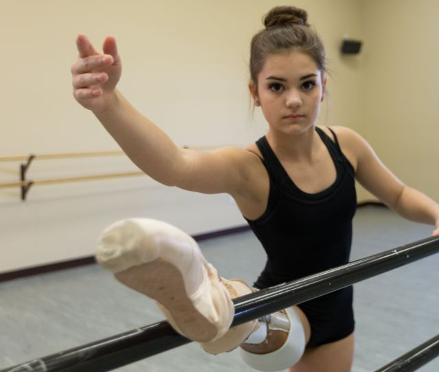 Gabi Shull Can Dances Again Thanks To Groundbreaking