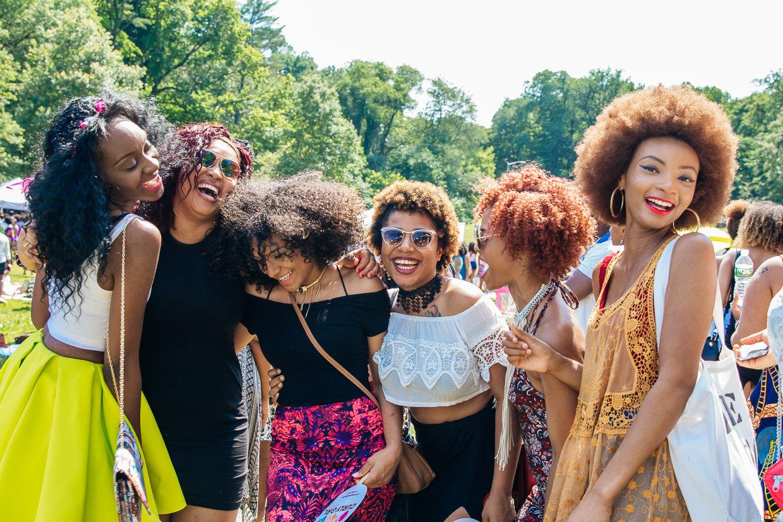 CurlFest Is The Ultimate Celebration Of Big Beautiful