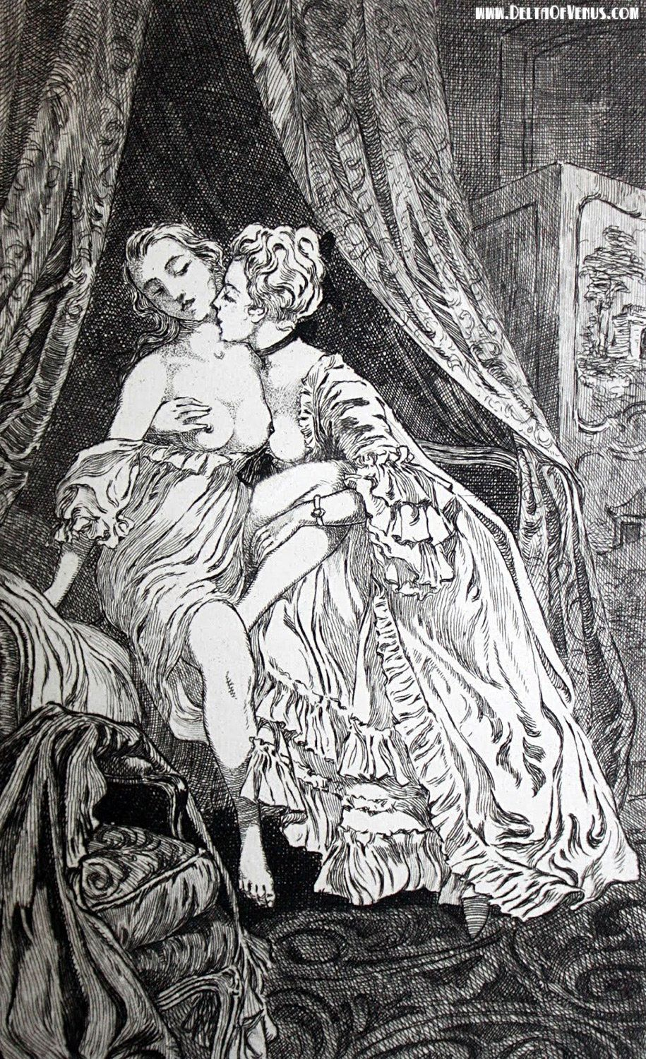 Dive Into The Fantasies Of An Obscure 19th Century Erotic