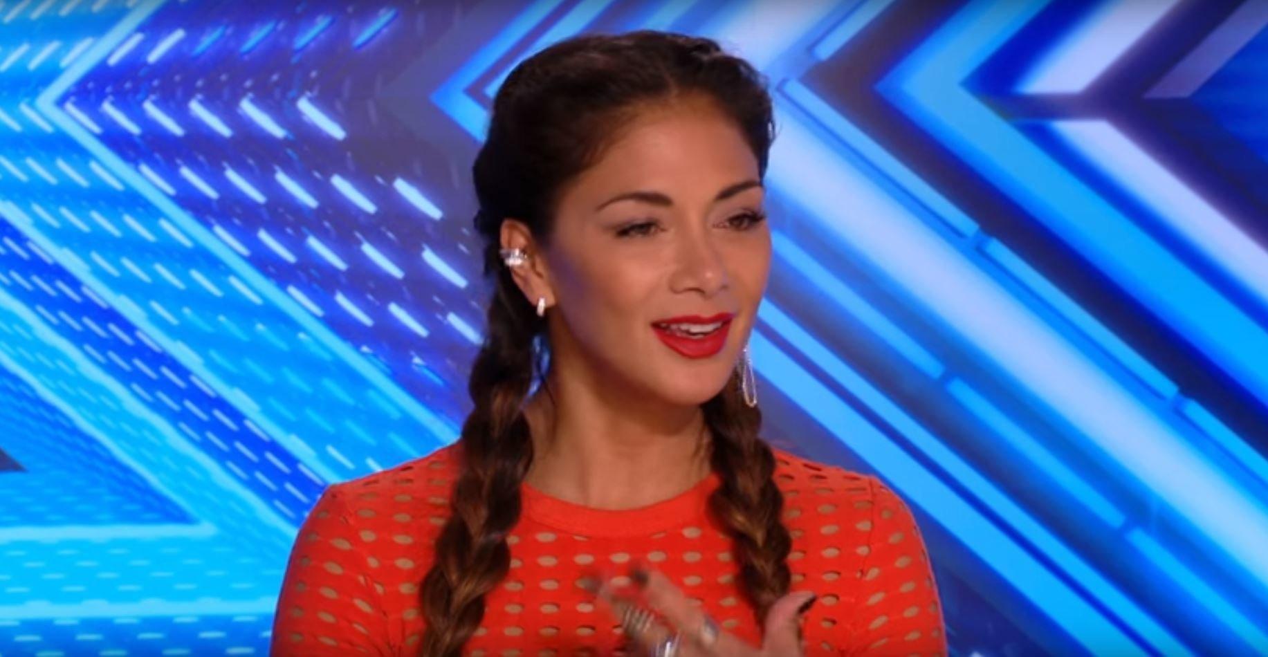 X Factor 2016 Nicole Scherzinger S Britney Spears And