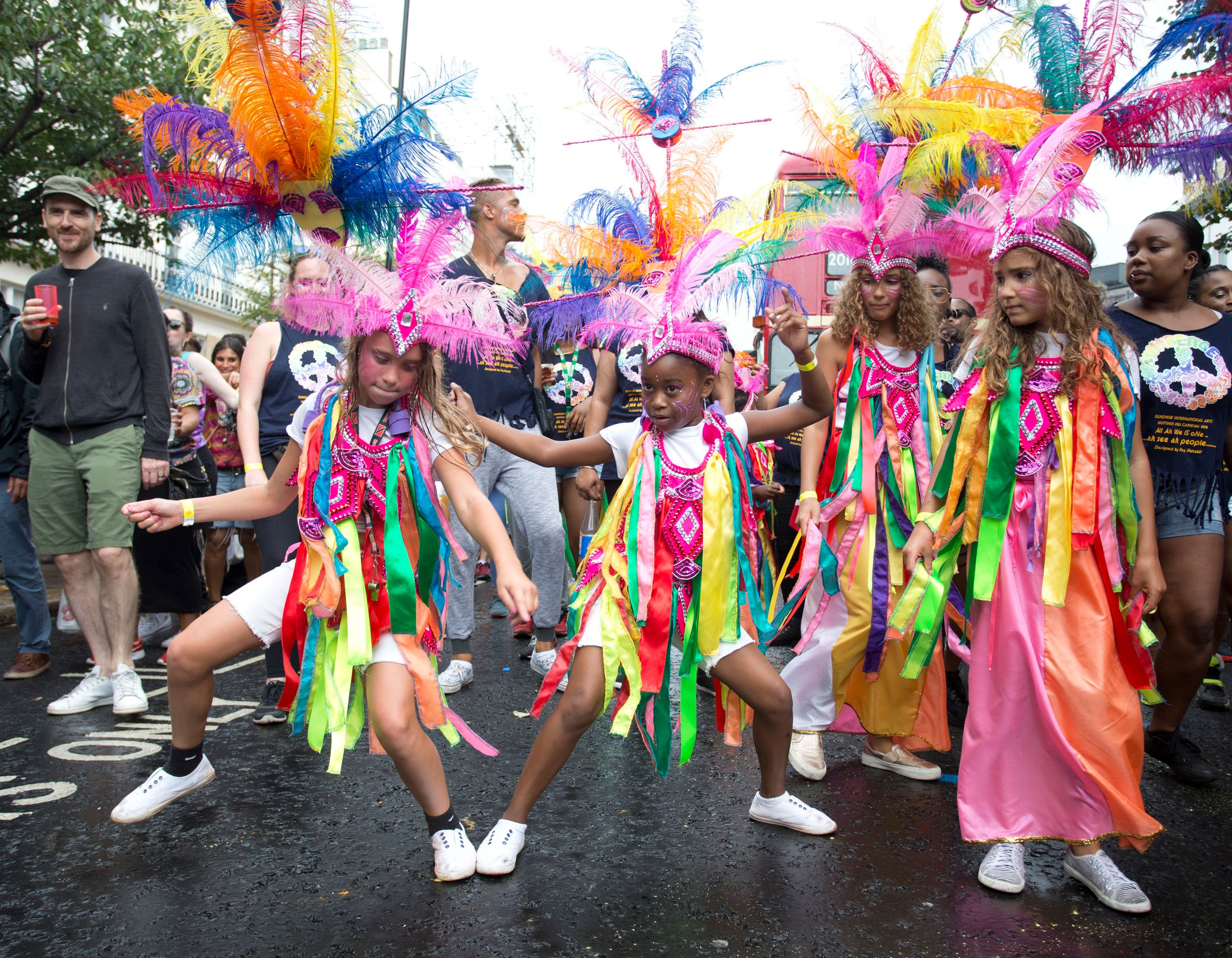 Notting Hill Carnival 2016 Blighted By Stabbings And