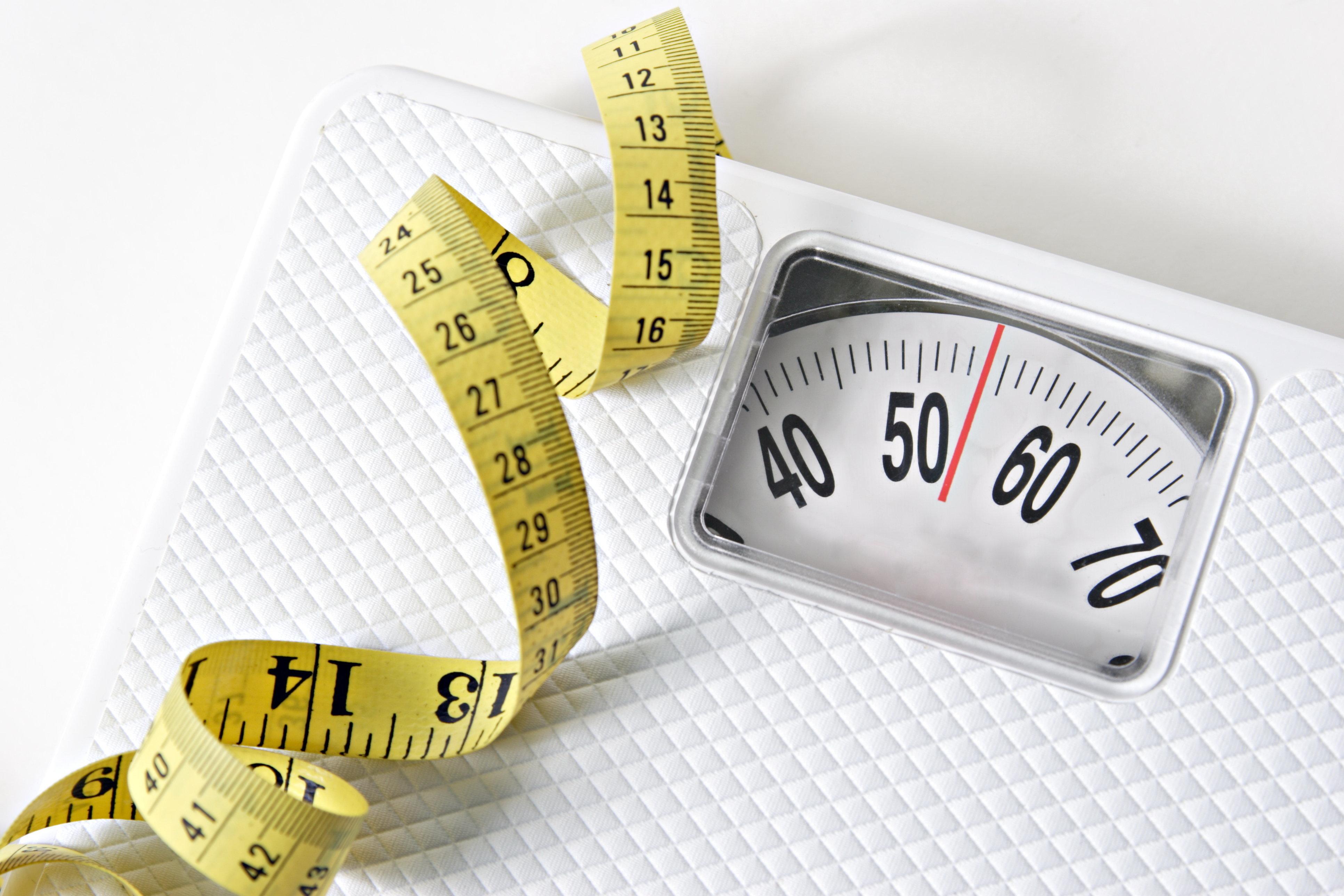 health weight chart