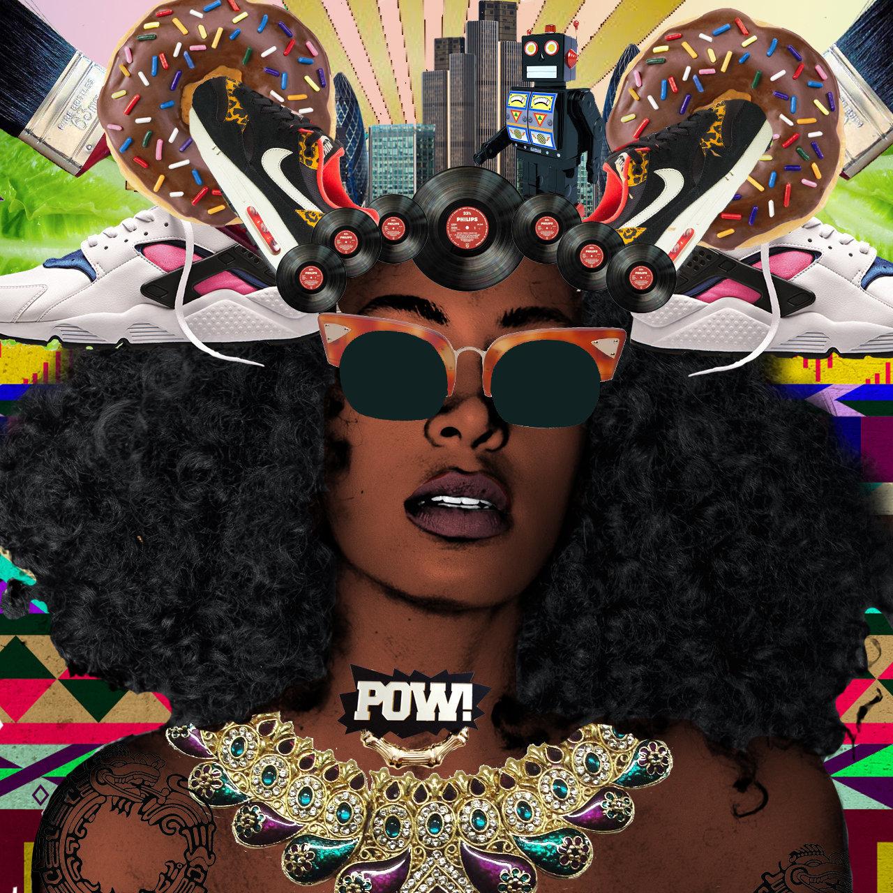 Young Black Women Making Art Mental Health Huffpost