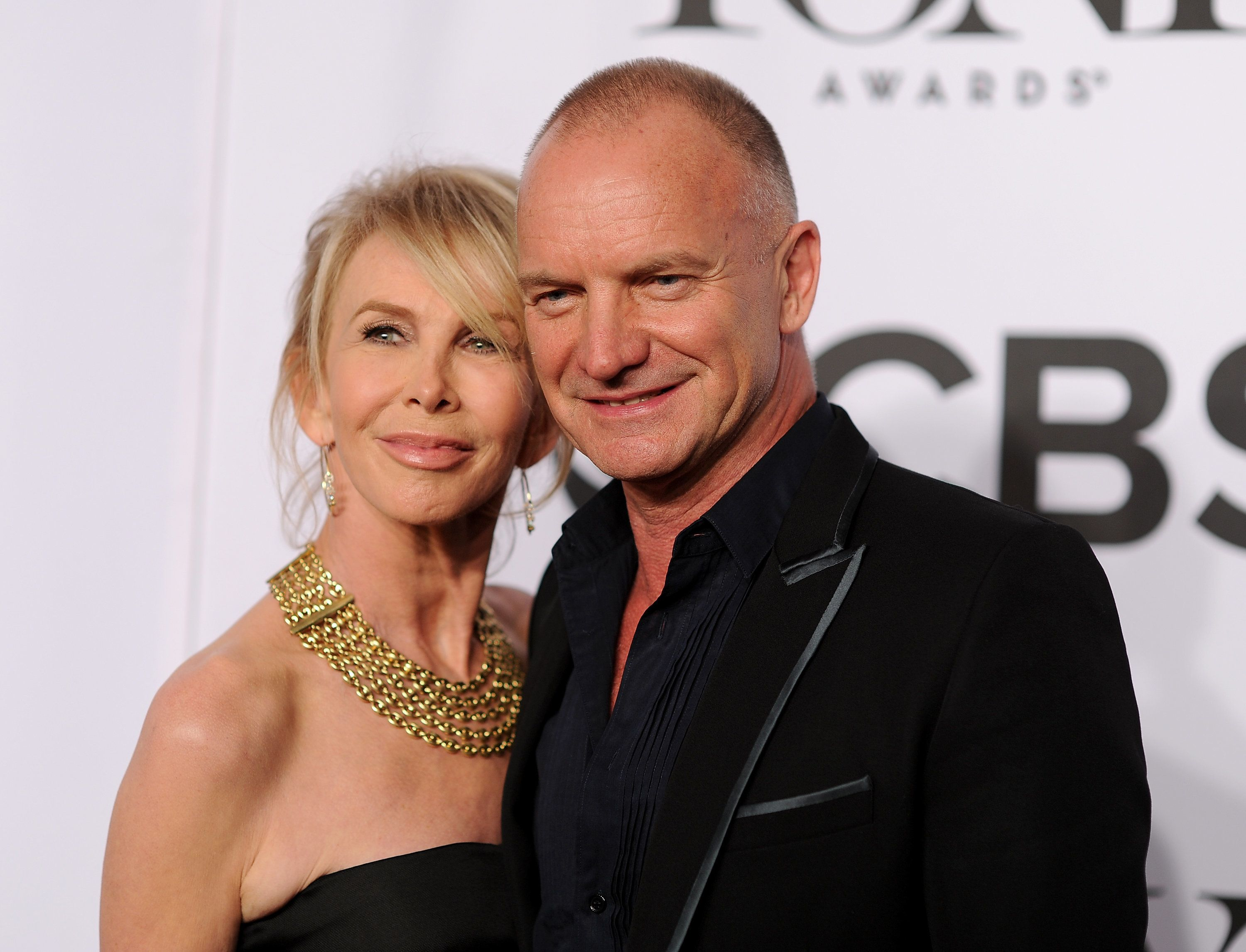 Sting And His Wife Are Still In The Honeymoon Phase 24