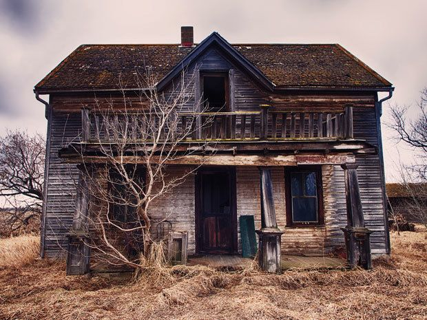 Haunted Places In States Huffpost