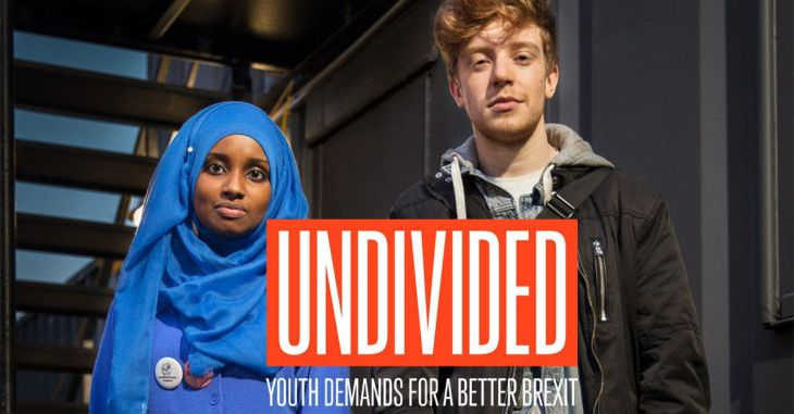 HuffPost UK Undivided aims to submit demands to Parliament from one million young people to help shape post