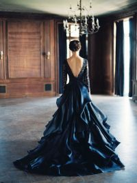 23 Dark Wedding Dresses For Brides Who Think White Is ...