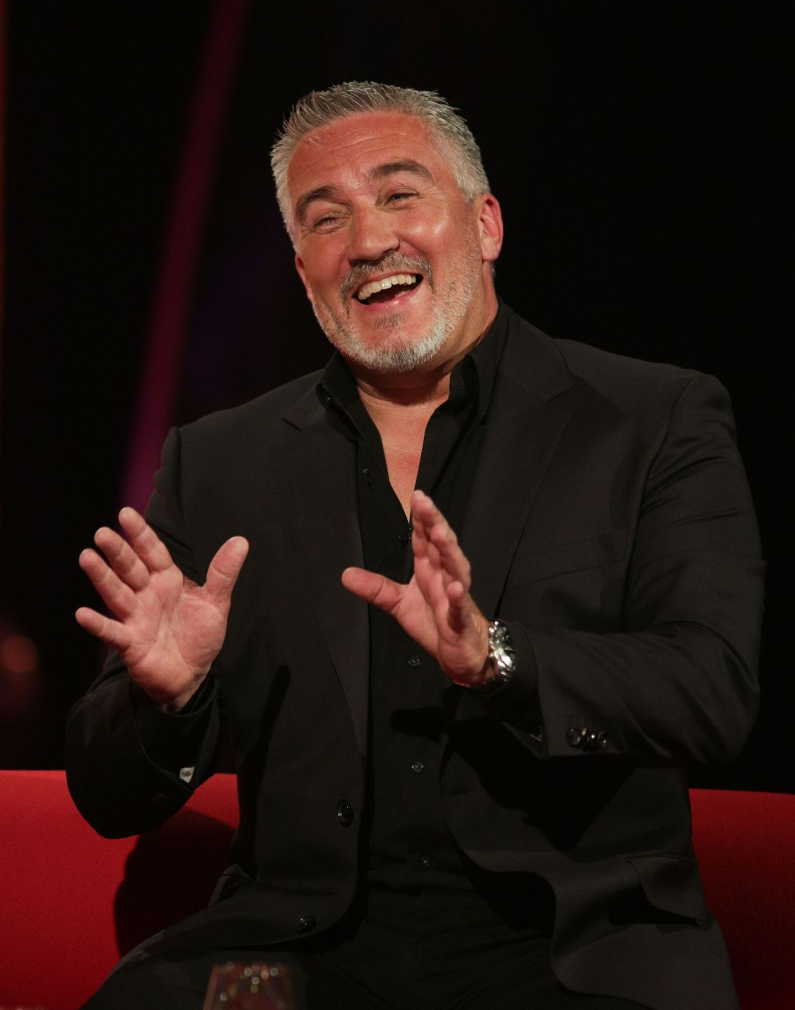 Paul Hollywood Insists All Is Rosy Between Him And His 'Dysfunctional Bake Off Family'