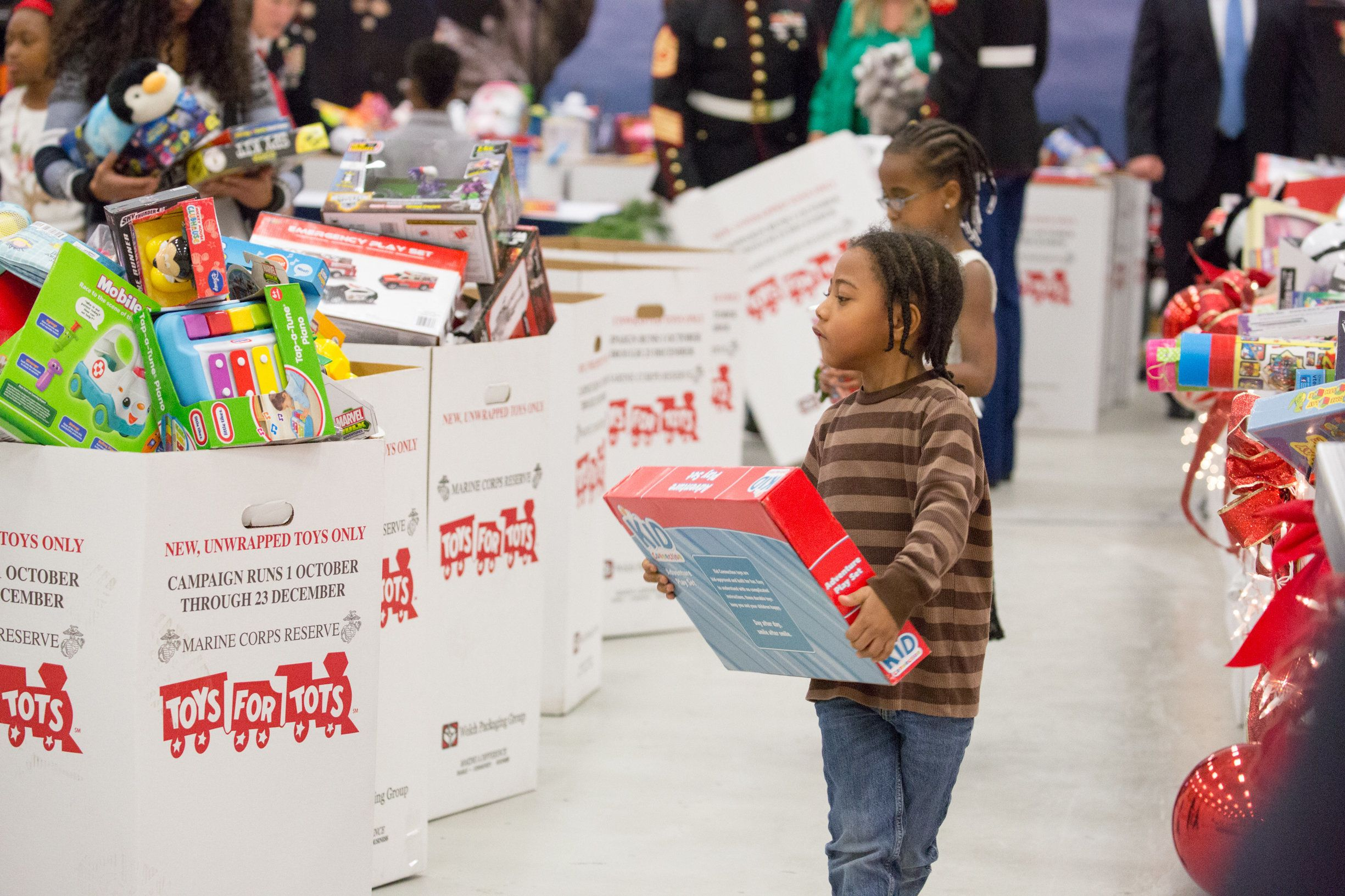 9 Ways To Donate A Gift To A Child In Need This Holiday