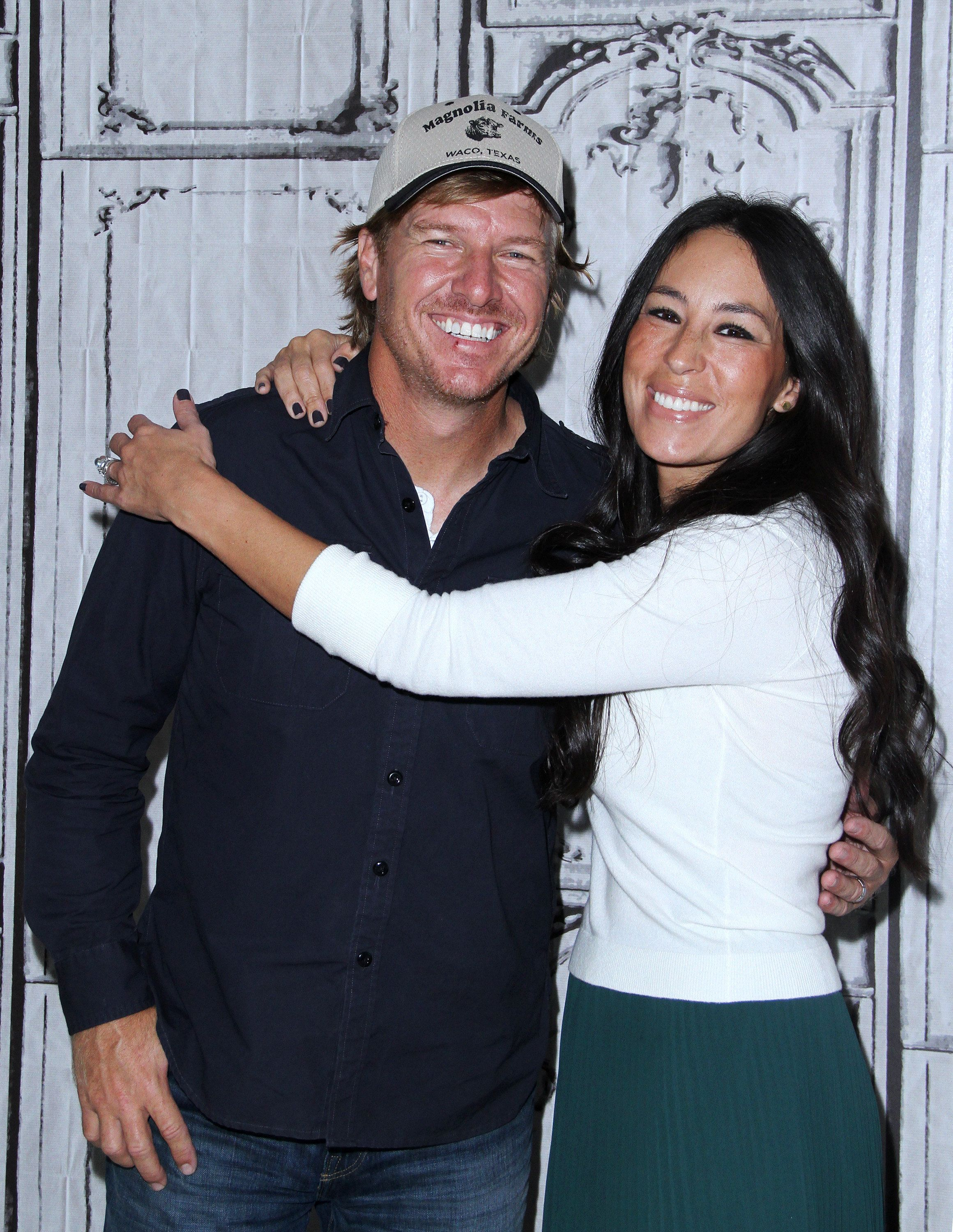 Chip And Joanna Gaines Go To An Does It Matter Donna Ward Via Getty