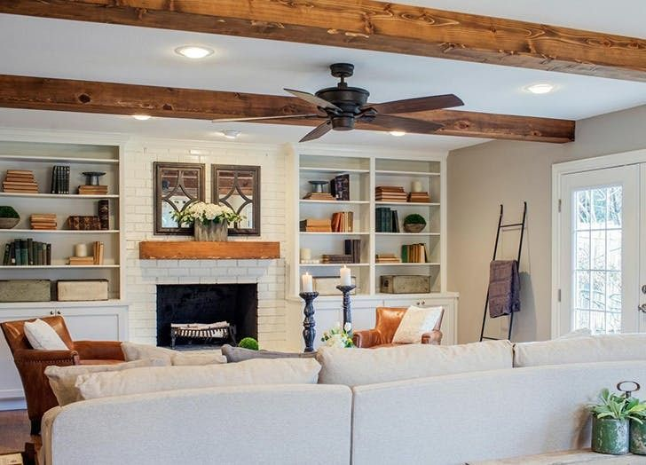 living rooms decorated by joanna gaines wall paint color ideas for room 10 decor lessons we learned from none of which have hgtv
