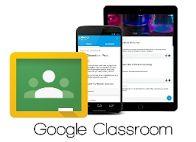 Access to the world through Google Classroom.