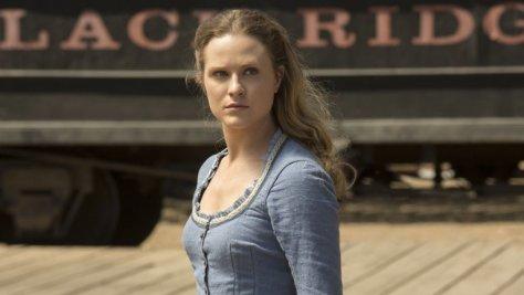 Evan Rachel Wood als Dolares in Westworld S2